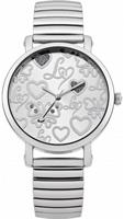 Buy Lipsy Ladies Stainless Steel Expansion Bracelet Watch - LP143 online