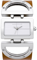 Buy Karen Millen Ladies Leather Strap Watch - KM123T online