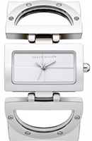 Buy Karen Millen Ladies Leather Strap Watch - KM123W online