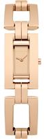 Buy Karen Millen Ladies Rose Gold IP Bracelet Watch - KM121RGM online