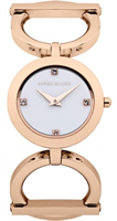 Buy Karen Millen  Ladies Swarovski Elements Watch - KM117RGM online