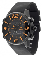 Buy Marea Mens Dual Display Chronograph Watch - 35147-10 online