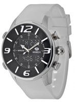 Buy Marea Mens Dual Display Chronograph Watch - 35147-8 online