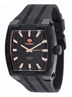 Buy Marea Mens Black Steel Fashion Watch - 35226-2 online