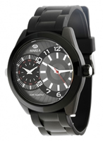 Buy Marea Mens Black Steel Sporty Fashion Watch - 40159-1 online