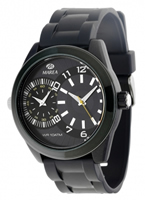 Buy Marea Mens Black Steel Sporty Fashion Watch - 40159-2 online