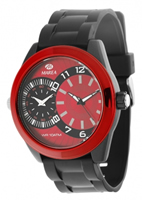 Buy Marea Mens Black Steel Sporty Fashion Watch - 40159-3 online