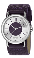Buy Esprit Ladies Woven Leather Watch - ES105392004 online