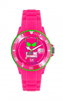 Buy Ice-Watch F*** Me I'm Famous Unisex Date Display Watch - FM.SS.FPH.BB.S online