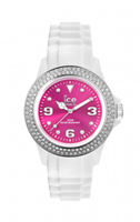 Buy Ice-Watch Ice-Pink Unisex Stone Set Watch - IPK.ST.WPK.U.S.12 online