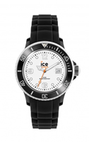 Buy Ice-Watch Ice-White Unisex Date Display Watch - SI.BW.U.S.12 online