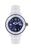Buy Ice-Watch Ice-White Unisex Date Display Watch - SI.WB.U.S.12 online
