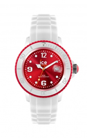 Buy Ice-Watch Ice-White Unisex Date Display Watch - SI.WD.U.S.12 online