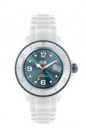 Buy Ice-Watch Ice-White Unisex Date Display Watch - SI.WJ.U.S.12 online