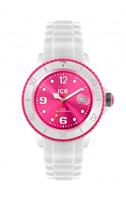 Buy Ice-Watch Ice-White Unisex Date Display Watch - SI.WP.U.S.12 online