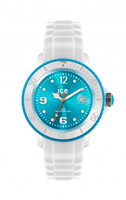 Buy Ice-Watch Ice-White Unisex Date Display Watch - SI.WT.U.S.12 online