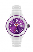Buy Ice-Watch Ice-White Unisex Date Display Watch - SI.WV.U.S.12 online