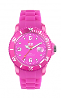 Buy Ice-Watch Ice-Flashy Unisex Date Display Watch - SS.NPE.BB.S.12 online