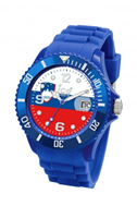Buy Ice-Watch Ice-World Slovenia Unisex Date Display Watch - WO.SI.U.S online