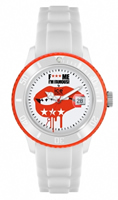Buy Ice-Watch F*** Me I'm Famous Unisex Date Display Watch - FM.SS.WEL.BB.S online