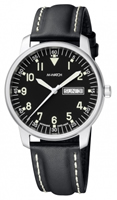 Buy M-Watch Aero Unisex Day-Date Display Watch - A667.30290.01 online