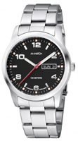 Buy M-Watch Aero Mens Day-Date Display Watch - A667.30408.02 online