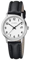 Buy M-Watch Black & White Unisex Date Display Watch - A661.30545.01 online