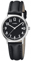 Buy M-Watch Black & White Unisex Date Display Watch - A661.30545.03 online