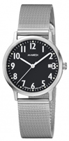 Buy M-Watch Black & White Unisex Date Display Watch - A661.30545.04 online