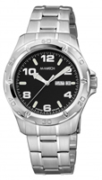 Buy M-Watch Drive Mens Day-Date Display Watch - A667.30616.02 online