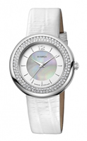 Buy M-Watch Stones Ladies Mother of Pearl Dial Watch - A658.30617.01 online