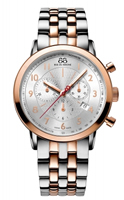Buy 88 Rue Du Rhone Mens Chronograph Two-tone Watch - 87WA120057 online
