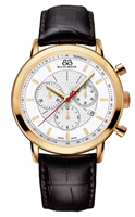 Buy 88 Rue Du Rhone Mens Chronograph Watch - 87WA120045 online