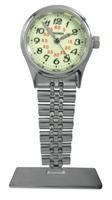Buy Sekonda Ladies Stainless Steel Nurses Fob Watch - 4218 online