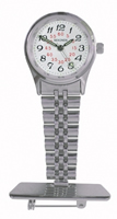 Buy Sekonda Ladies Stainless Steel Nurses Fob Watch - 4587 online