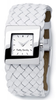 Buy Betty Barclay Higher Love Ladies Woven Leather Watch - BB036.10.706.424 online