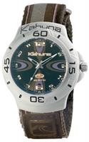 Buy Kahuna Mens Velcro Strap Watch - 252-3021G online