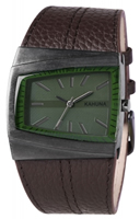 Buy Kahuna Mens Leather Strap Watch - KUS-0066G online