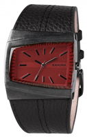 Buy Kahuna Mens Leather Strap Watch - KUS-0068G online