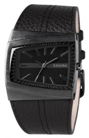 Buy Kahuna Mens Leather Strap Watch - KUS-0070G online