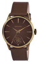 Buy Kahuna Ladies Gold PVD Watch - KLS-0230L online