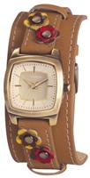 Buy Kahuna Ladies Leather Cuff Watch - KLS-0240L online
