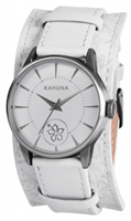 Buy Kahuna Ladies Leather Cuff Watch - KLS-0243L online