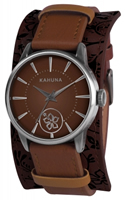 Buy Kahuna Ladies Leather Cuff Watch - KLS-0245L online