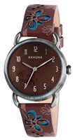 Buy Kahuna Ladies Leather Strap Watch - KLS-0249L online