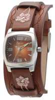 Buy Kahuna Ladies Leather Cuff Strap Watch - KUS-0035L online