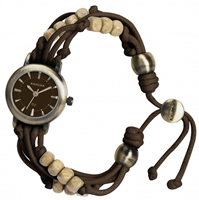 Buy Kahuna Ladies Beaded Friendship Bands Watch - KLF-0008L online