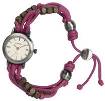 Buy Kahuna Ladies Beaded Friendship Bands Watch - KLF-0009L online