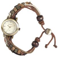 Buy Kahuna Ladies Beaded Friendship Bands Watch - KLF-0012L online
