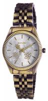 Buy Kahuna Ladies Distressed Gold PVD Watch - KLB-0036L online